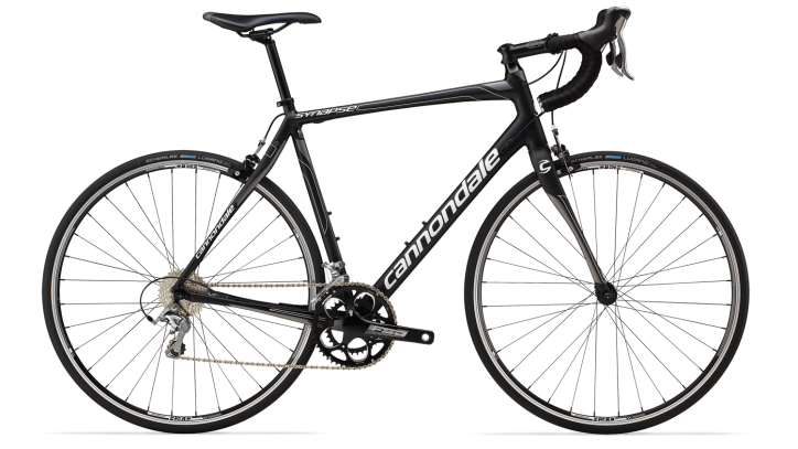 Cannondale Synapse 6 Tiagra in Black