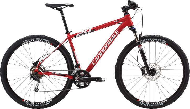Cannondale Trail SL 29 3 in Red